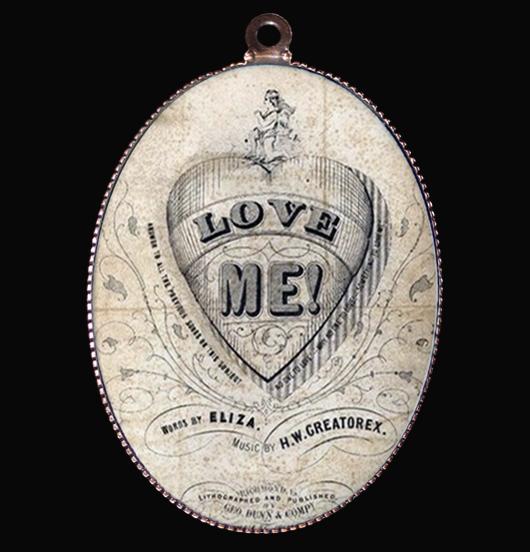 CUORE LOVE ME amore, passione, romanticismo