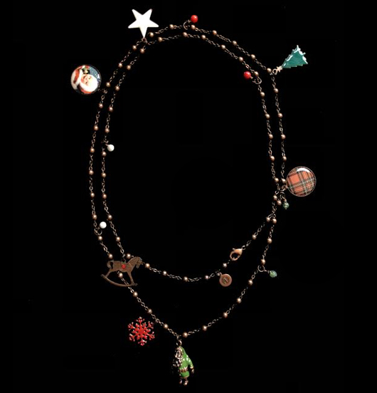 COLLANA SATELLITE NATALE