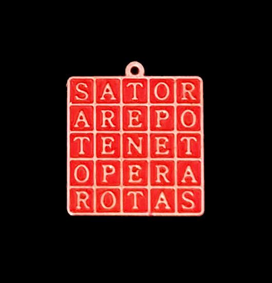 SATOR ROSSO
